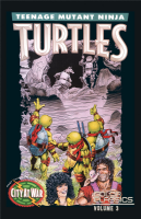 Teenage Mutant Ninja Turtles Color Classics Volume 3 #6